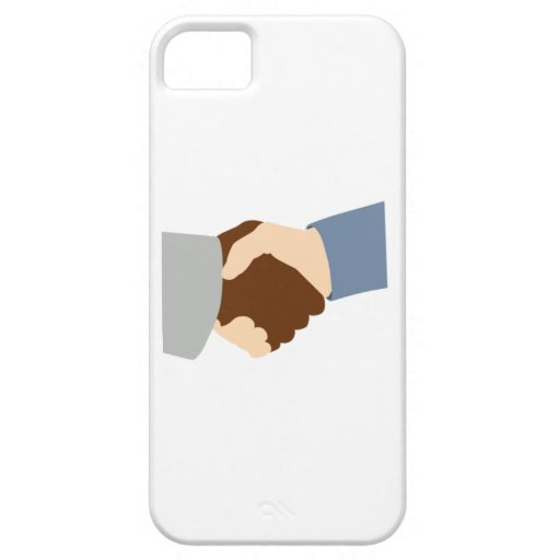 Handshake iPhone 5 Case