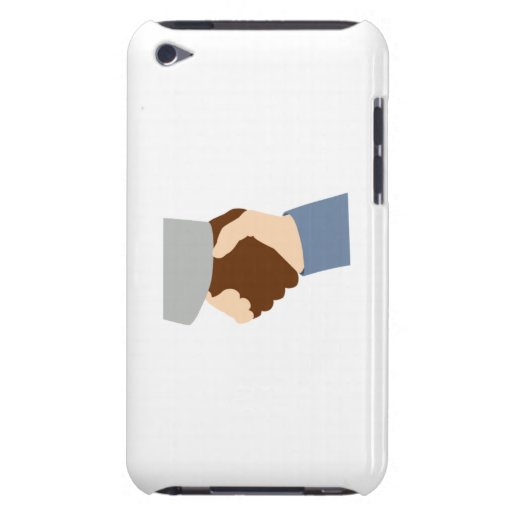 Handshake iPod Touch Case-Mate Case