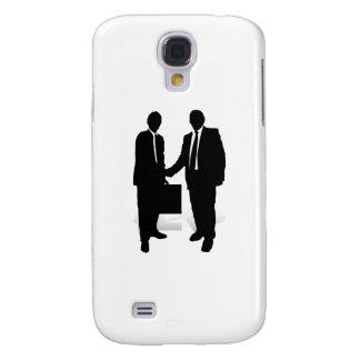 Handshake Samsung Galaxy S4 Case