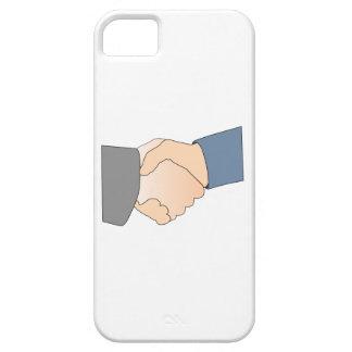 Handshake iPhone 5 Cover