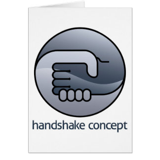 Handshake Circle Concept Card