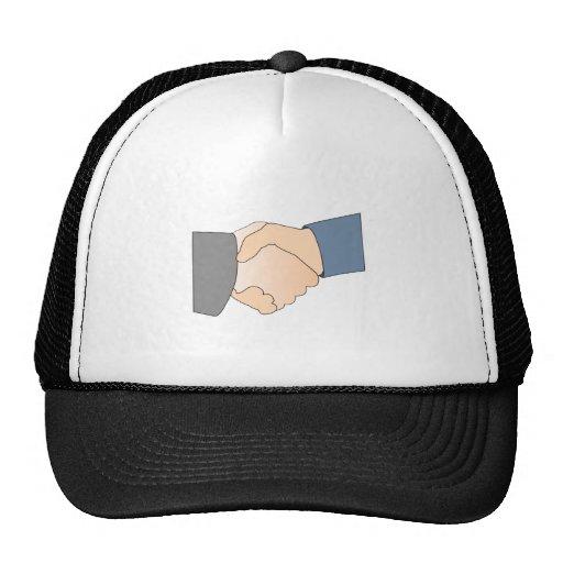Handshake Hats