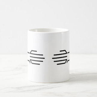 """Handshake Mark"" Coffee Mug"