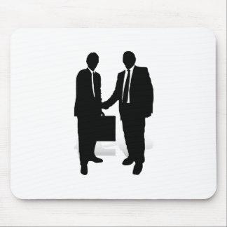 Handshake Mousepads