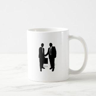 Handshake Mug