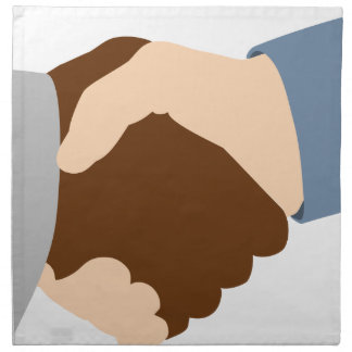 Handshake Napkin