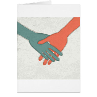 Handshake Note Cards