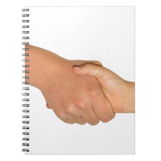 Handshake Notebooks