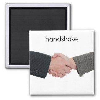 Handshake Refrigerator Magnet