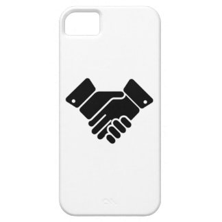 Handshake Sign iPhone 5 Cover