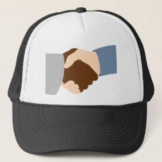 Handshake Trucker Hat