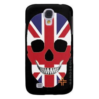 HANDSKULL Great Britain - Samsung Galaxy S4, Barel Galaxy S4 Cover