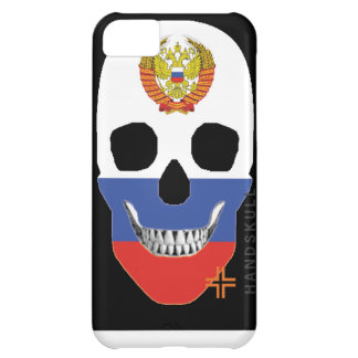 HANDSKULL Russia iPhone 5C Barely There Case-Mate iPhone 5C Case