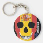 HANDSKULL Spain - Keychain
