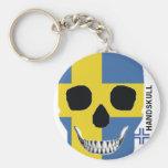 HANDSKULL Sweden - Keychain
