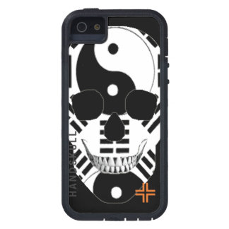 HANDSKULL Yin Yang - iPhone 5/5S Tough Xtreme iPhone 5 Cover