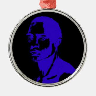 Handsome African man İllustration Ornament