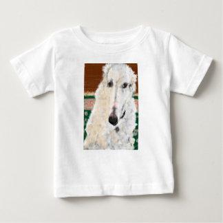 Handsome Borzoi Baby T-Shirt
