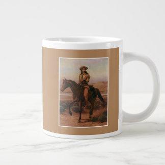 Handsome Buffalo Bill 20oz Jumbo Mug