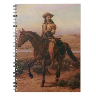 Handsome Buffalo Bill Notebook