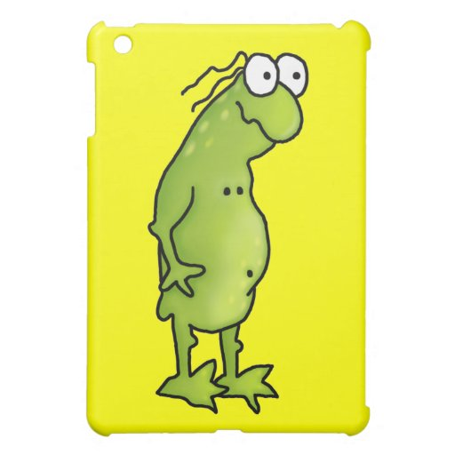 Handsome Frog iPad Case Case For The iPad Mini