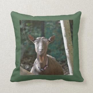 Handsome Goat Cushion
