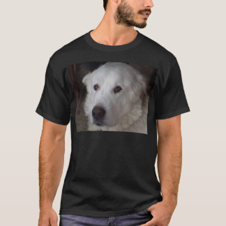 Handsome Great Pyrenees Dog T-Shirt