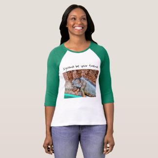 Handsome Iguana T-Shirt