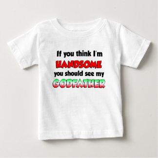 Handsome Italian Godfather Shirt