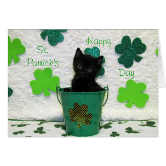 Handsome Jack's St. Patrick's Day Greeting Card
