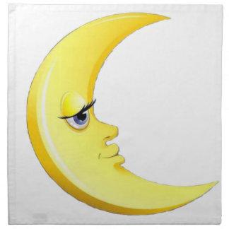 Handsome Moon Napkin