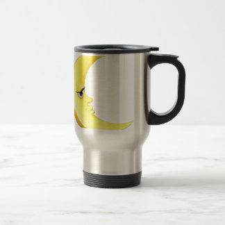 Handsome Moon Travel Mug