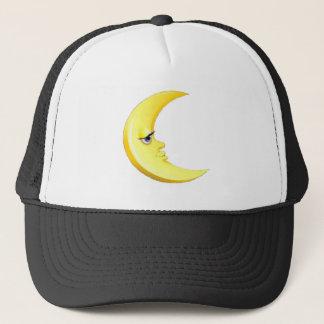 Handsome Moon Trucker Hat