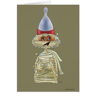 Handsome Mummific Card