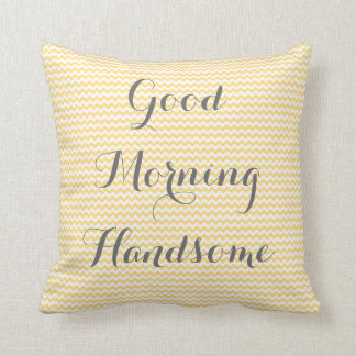 Handsome Pillow
