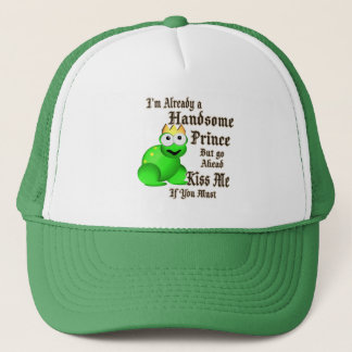 Handsome Prince Trucker Hat