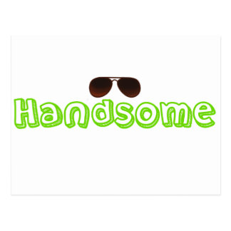 Handsome Shirt and more Postcard