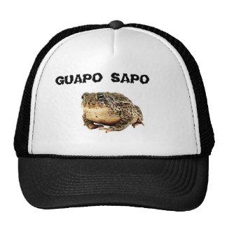 Handsome Toad Cap