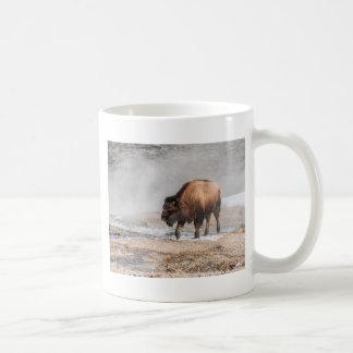 Handsome Young Bison or Buffalo Coffee Mug