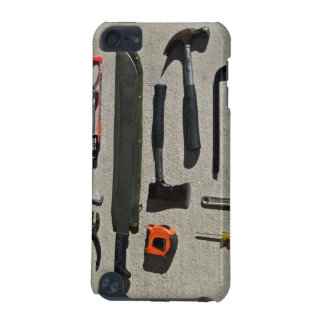 Handtools in display iPod touch 5G case