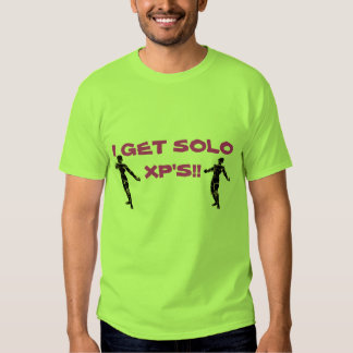 HandTut02, HandTut02, I GET SOLO XP'S!! Tee Shirt