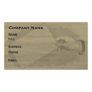Handy Card Pack Of Standard Business Cards