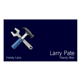 Handy Tools Double-Sided Standard Business Cards (Pack Of 100)