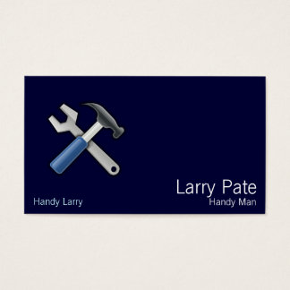 Handy Tools Business Card
