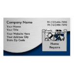 Handyman Business Cards 3