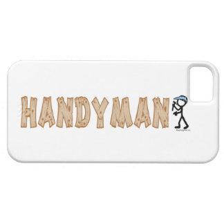 Handyman iPhone 5/5S Cover