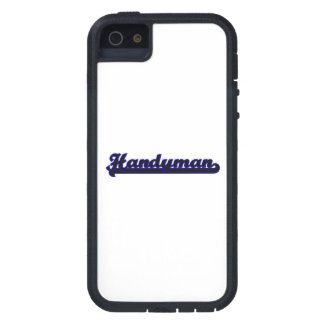Handyman Classic Job Design Cover For iPhone 5
