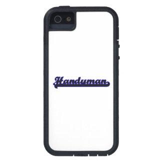 Handyman Classic Job Design Cover For iPhone 5