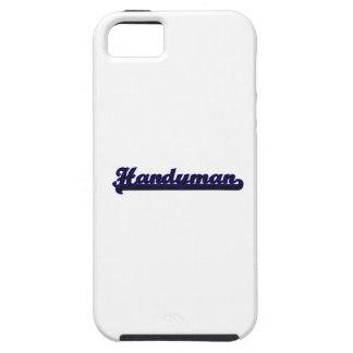 Handyman Classic Job Design iPhone 5 Cases