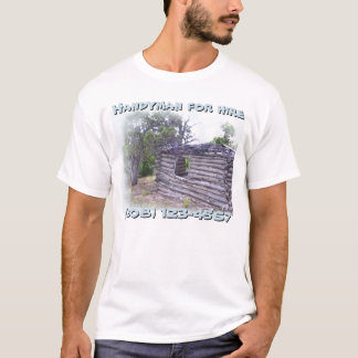 Handyman for hire (customizable) T-Shirt